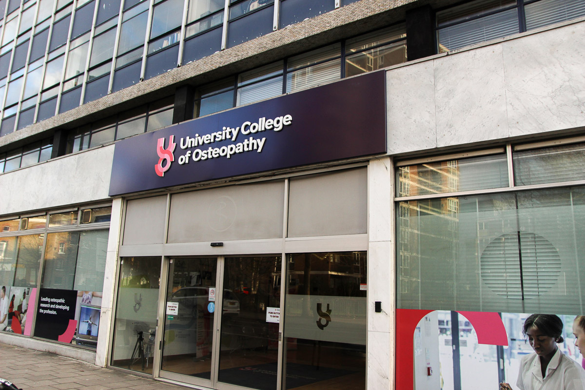 University College of Osteopathy - Borough High St, London
